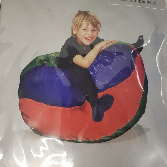 Cool Junior Size Bean Bag Cover Nwt Onthecornerstone Fun Painted Chair Ideas Images Onthecornerstoneorg